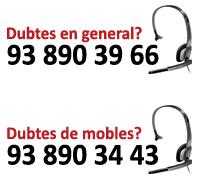 Ofima telèfons